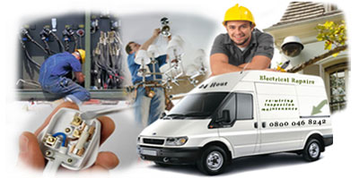 Wakefield electricians